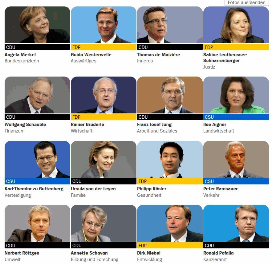 Kabinett Merkel 3